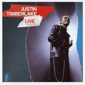 Original album cover of I'm Lovin' It by Justin Timberlake