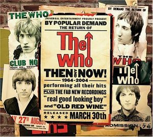 The Who - Then And Now-(Retail) - Zortam Music