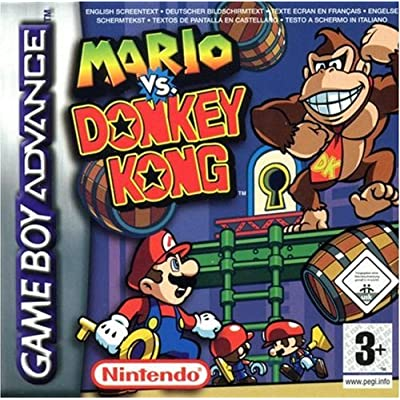 Mario vs. Donkey Kong for Game Boy Advance