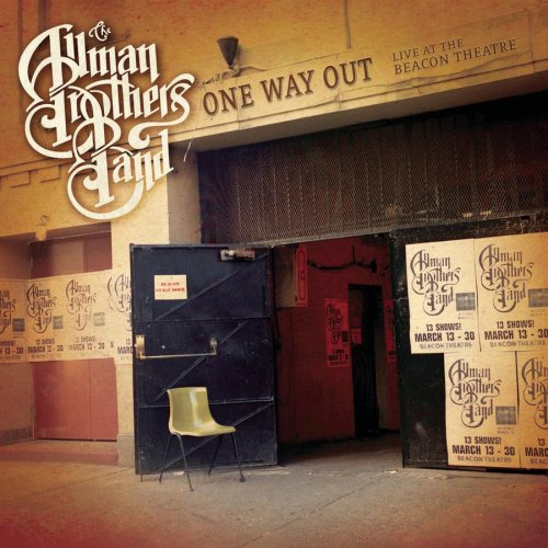 alman bros. - one way out
