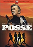 Posse - movie DVD cover picture