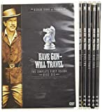 Have Gun Will Travel - The Complete First Season - movie DVD cover picture