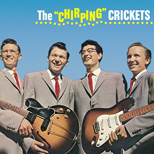 Buddy Holly - Chirping Crickets - Zortam Music