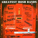 Pochette de l'album pour Greatest Irish Bands