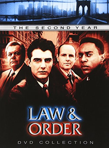 Law & Order - The Second Year DVD