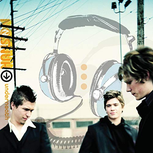 Underneath by Hanson album cover