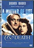 A Matter of Life and Death (AKA Stairway to Heaven) - movie DVD cover picture