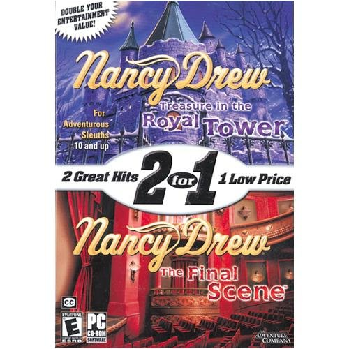 Nancy Drew: The Final Scene & Treasure In The Royal Tower Other products by Dreamcatcher