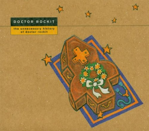 Cover de The Unnecessary History Of Doctor Rockit
