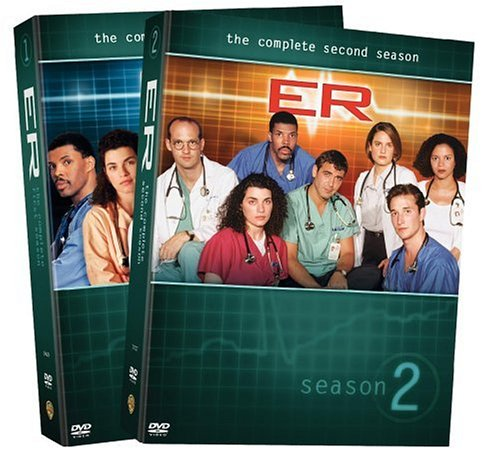 ER - The Complete First Two Seasons [2-Pack] DVD