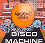 Pochette de l'album pour Disco Machine