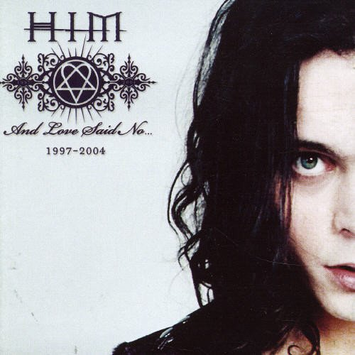 Him - And Love Said No... The Best of HIM 1997-2004 [CD + DVD] - Zortam Music
