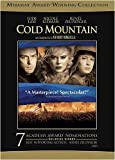 Cold Mountain - movie DVD cover picture