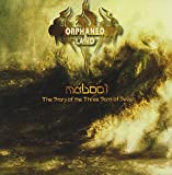Cubierta del álbum de Mabool (bonus disc: The Calm Before the Flood)