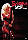 Shakira - Live and Off the Record (with Audio CD) - movie DVD cover picture