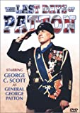 The Last Days of Patton - movie DVD cover picture