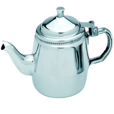 10 Oz. deluxe teapot/creamer/server with Gadroon top., 12/BOX