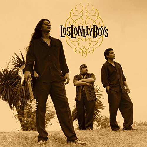 CD-Cover: Los Lonely Boys - Los Lonely Boys