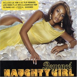 Naughty Girl [UK CD]