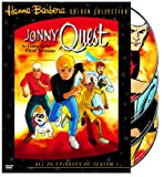 Jonny Quest - The Complete First Season - movie DVD cover picture