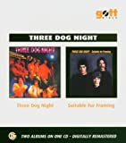 Cubierta del álbum de Three Dog Night / Suitable for Framing