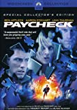 Paycheck (Widescreen Edition) - movie DVD cover picture
