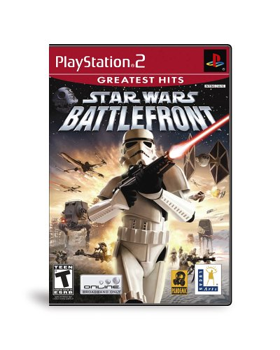 Star Wars Battlefront  by Lucasarts Entertainment PlayStation