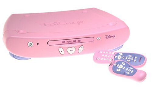 Disney Princess tv And Dvd Player Princess Dvd Player