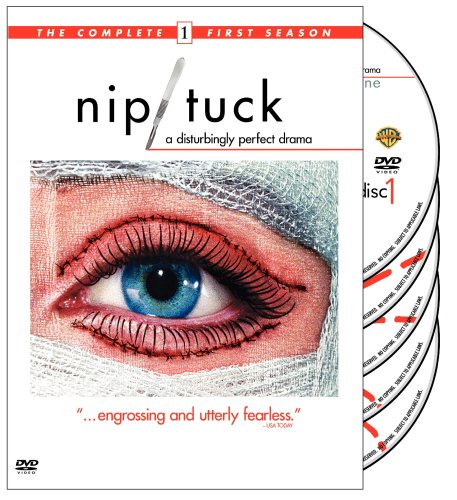Nip/Tuck - The Complete First Season DVD