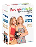 Mary-Kate & Ashley Pack (Billboard Dad/Switching Goals/Passport to Paris) - movie DVD cover picture