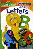 Sesame Street - Learning About Letters - movie DVD cover picture