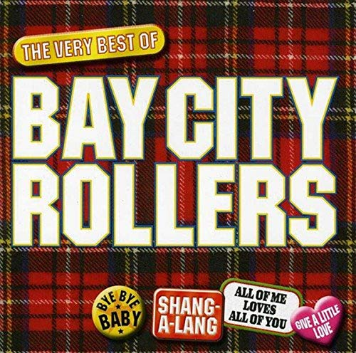 BAY CITY ROLLERS - The Very Best of Bay City Rollers - Zortam Music
