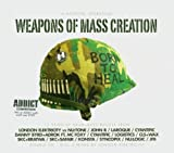 Cubierta del álbum de NHS69: Weapons Of Mass Creation