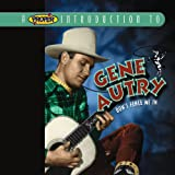 Album cover for A Proper Introduction to Gene Autry: Don't Fence Me In