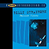 Cubierta del álbum de A Proper Introduction to Billy Strayhorn: Passion Flower