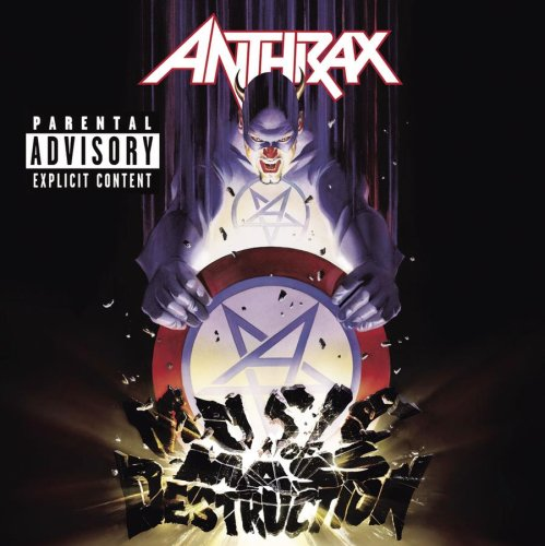 ANTHRAX - Music Of Mass Destruction - Zortam Music