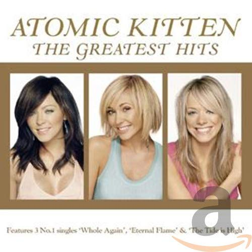 Atomic Kitten - Numbers 1 2002 - Zortam Music