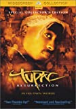 Tupac - Resurrection (Widescreen Edition) - movie DVD cover picture