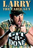 Larry The Cable Guy - Git-R-Done - movie DVD cover picture