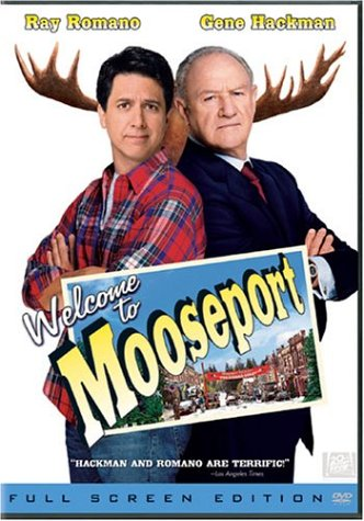 Welcome To Mooseport  DVD