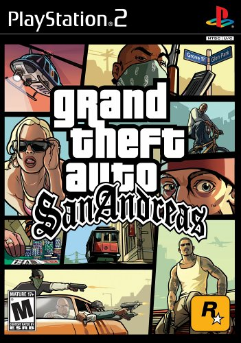 Grand Theft Auto: San Andreas -- Rockstar Games; PlayStation2