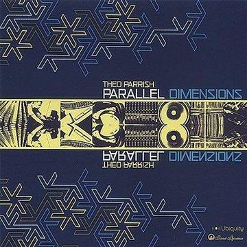 Album cover for Paralel dimensions