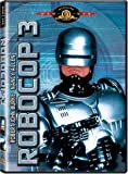 Robocop 3 - movie DVD cover picture