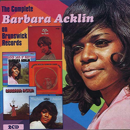 Complete Barbara Acklin on Brunswick Records