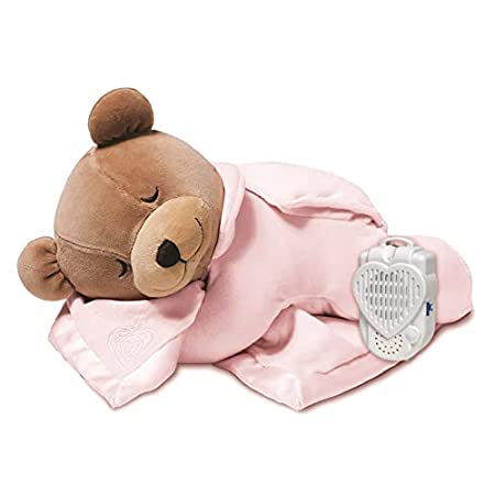 Original Slumber Bear With Silkie Pink