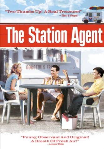station agent DVD - Buy it!