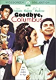 Goodbye, Columbus - movie DVD cover picture
