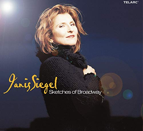 Janis Siegel: Sketches of Broadway