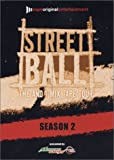 Street Ball - The AND 1 Mix Tape Tour, Season Two - movie DVD cover picture