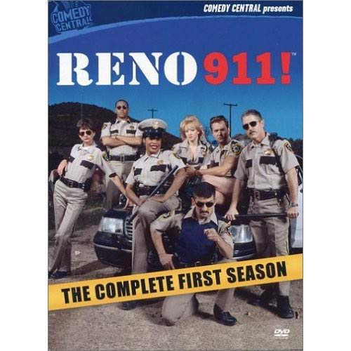 Reno 911 - The Complete First Season DVD